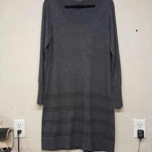 Banana Republic sweater dress nwot